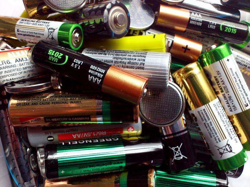 Akcja Zbieramy Zużyte Baterie