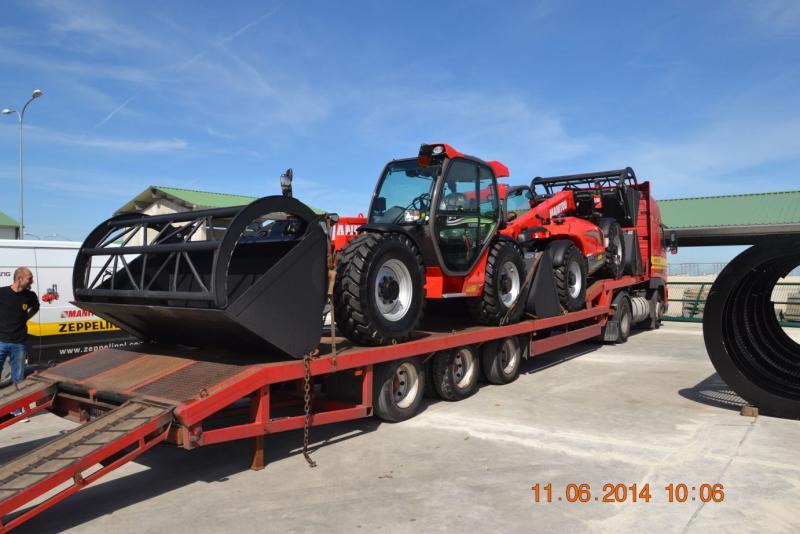 Nowy sprzęt dla zakładu w Rudnie