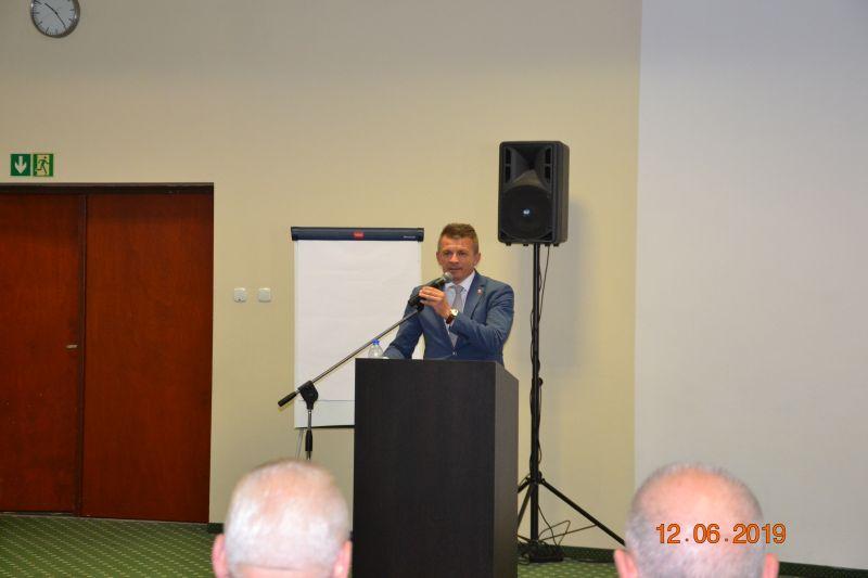 Konferencja ,,RIPOK w systemie gospodarki odpadami komunalnymi'' X -lecie Spółki ZUOK RUDNO