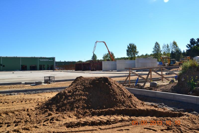 Rozbudowa zakładu w Rudnie