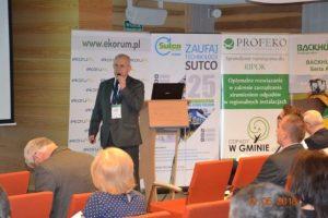 Konferencja EKORUM Ostróda 2016