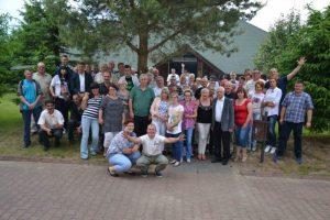 Spotkanie integracyjne pracowników ZUOK RUDNO