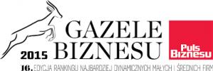 ZUOK RUDNO Sp. zo.o. welitarnym gronie GAZEL BIZNESU 2015