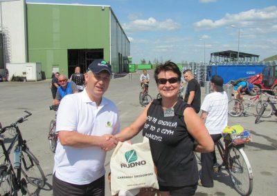 "XII Rajd rowerowy ""Dylewska Góra 2012″"
