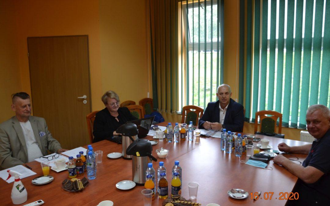 Rada Nadzorcza ZUOK RUDNO Sp. zo.o. wzakładzie wRudnie