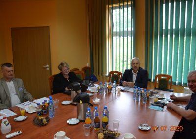 Rada Nadzorcza ZUOK RUDNO Sp. z o.o. w zakładzie w Rudnie