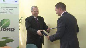 Podpisaliśmy umowę narozbudowę zakładu